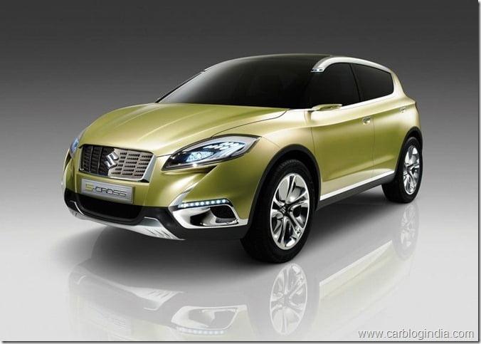 Suzuki S Scross Concept (5)