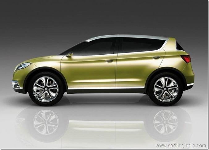 Suzuki S Scross Concept (7)