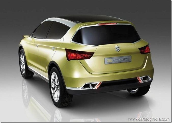 Suzuki S Scross Concept (9)