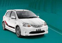 Toyota Etios Crossover Compact SUV