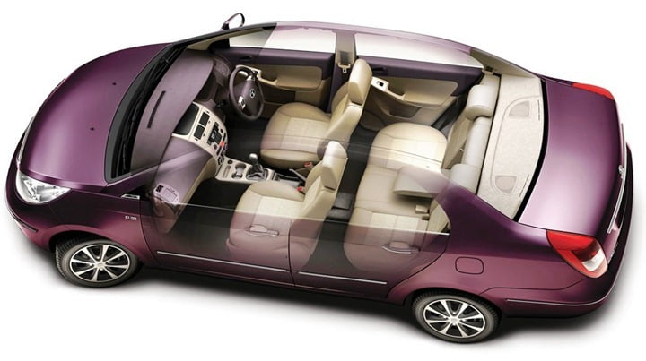Tata Manza Launched In South Africa