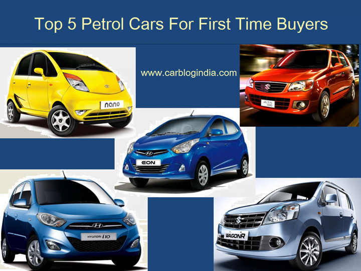 top 5 small cars for first time buyers compared in details