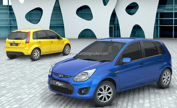 2012 Ford Figo India (11)
