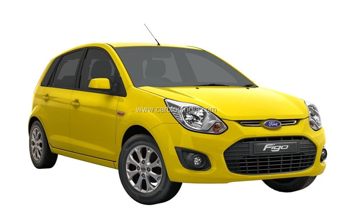 2012 Ford Figo India (12)