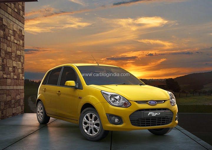 2012 Ford Figo India (5)