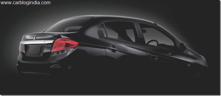 2013 Honda Brio Sedan