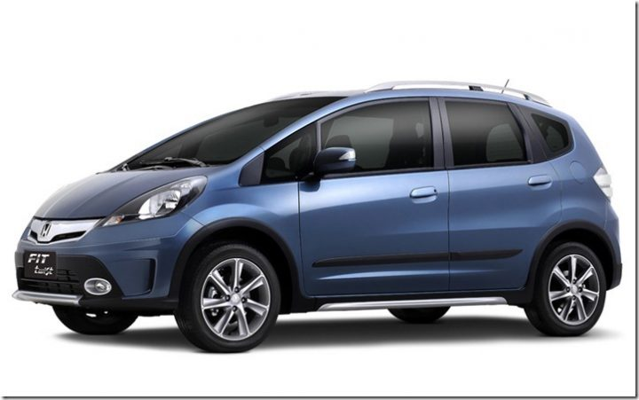 2014 Honda Jazz New Model