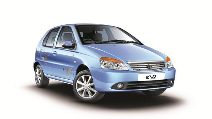 2013 Tata Indica eV2