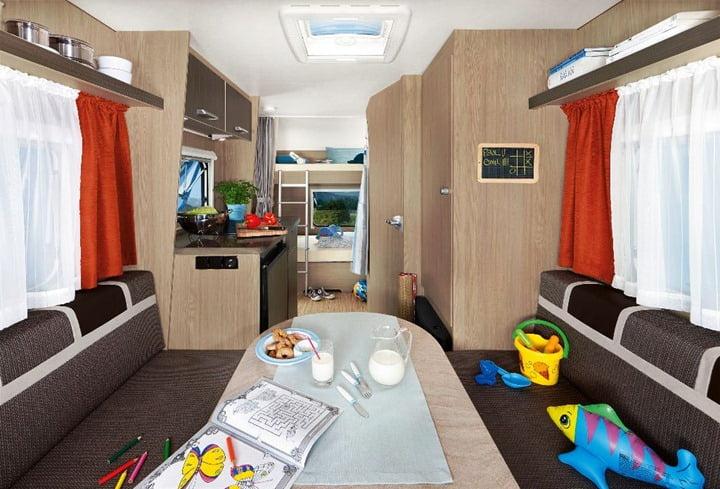 Basecam Caravan New Line 420HK 7