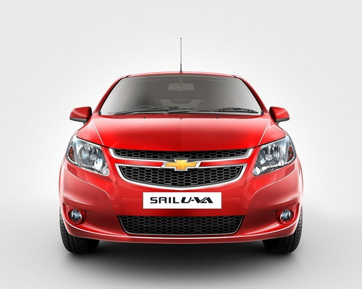 Chevrolet Sail U-VA India (4)