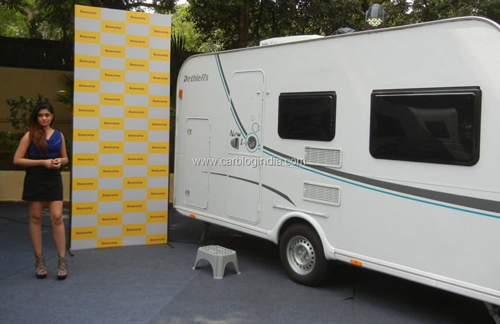 Basecamp Caravans Launched Pictures Review And Price In