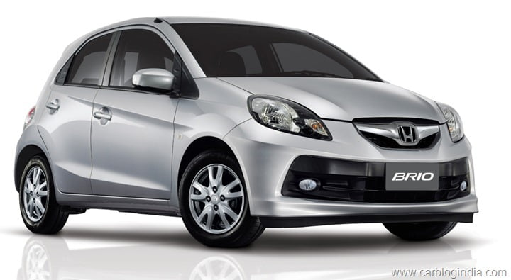 Honda Brio Automatic Price In India