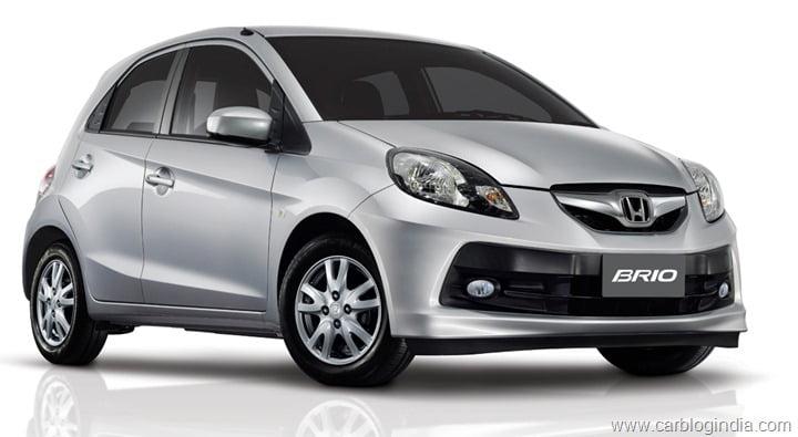 Honda Brio Automatic Price In India