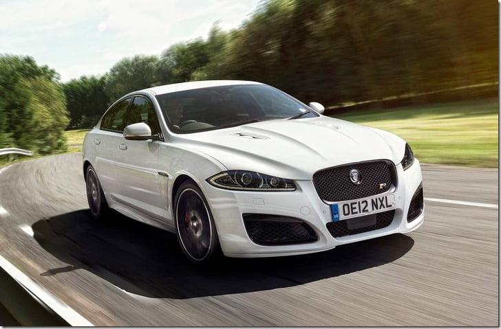Jaguar XFR Speed Sedan