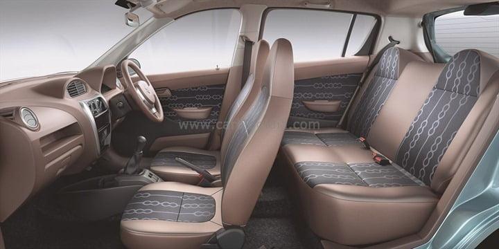 Maruti Suzuki Alto 800 Interior