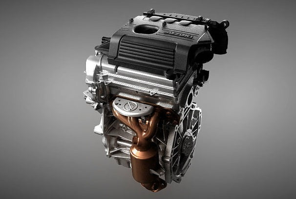 Maruti Alto Engine