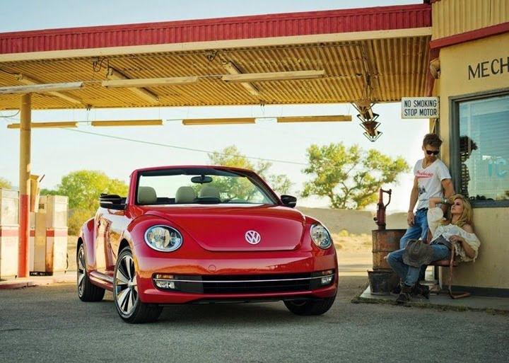 New Volkswagen Beetle Convertible (1)