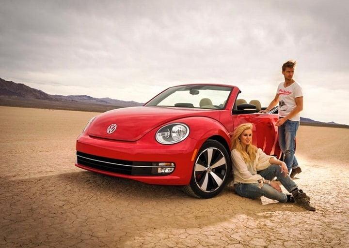 New Volkswagen Beetle Convertible (2)
