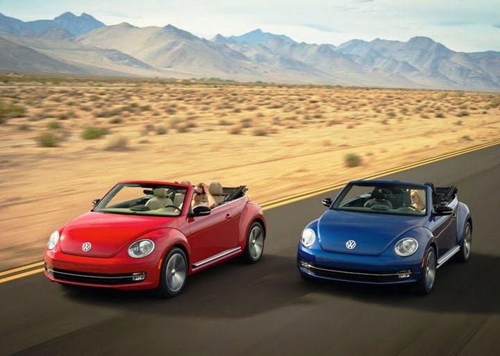 New Volkswagen Beetle Convertible (5)