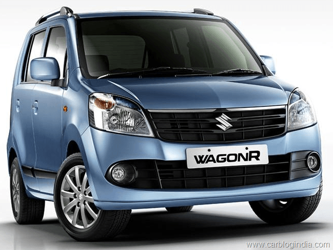 Best Mileage Automatic Cars - Maruti WagonR AMT