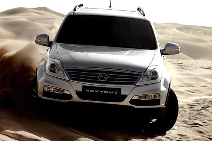 Rexton Car Price In Mumbai