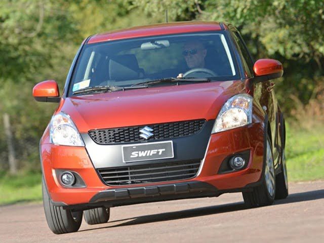 Suzuki Swift 4x4 Outdoor Edition 2