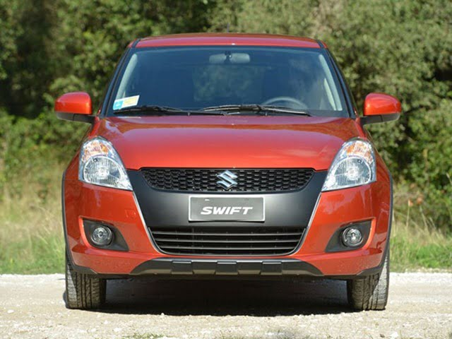 Suzuki Swift 4x4 Outdoor Edition 4