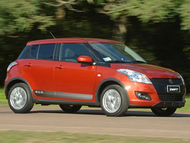 Suzuki Swift 4x4 Outdoor Edition