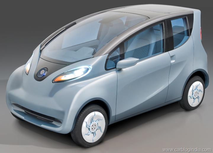 Tata EMO Concept Car