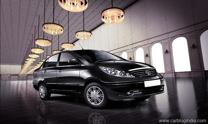 Tata Manza Compact Sedan Launch Soon