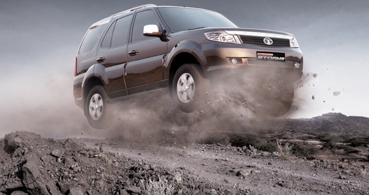 2014 Safari Storme With Automatic Transmission and More Powerful Engine