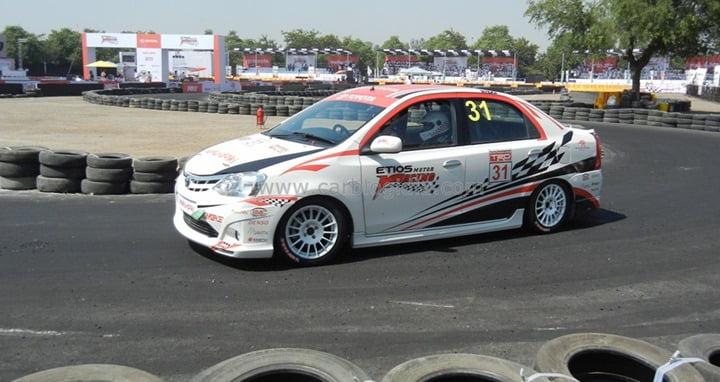 Toyota Etios Motor Racing Weekend (208)