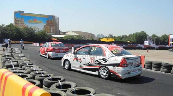 Toyota Etios Motor Racing Weekend (211)