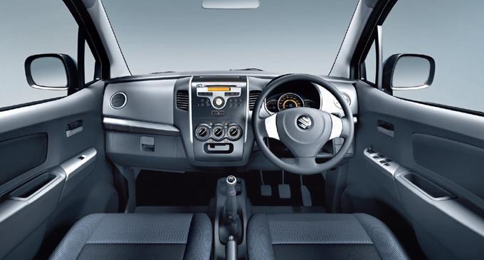 Maruti Wagon-r interiors