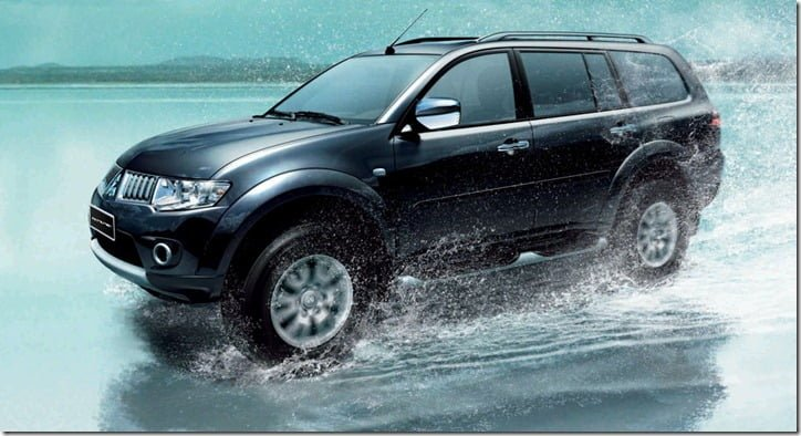 Mitsubishi Pajero Prices Cut in India