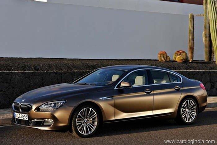 2013 BMW 6 Series Gran Coupe (2)