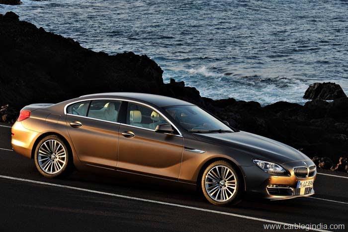 2013 BMW 6 Series Gran Coupe (3)