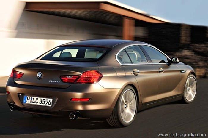 2013 BMW 6 Series Gran Coupe (4)