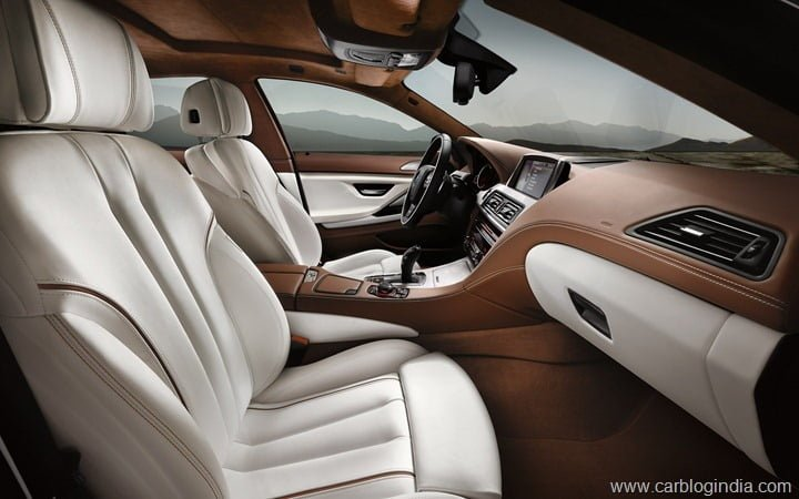 2013 BMW 6 Series Gran Coupee (4)