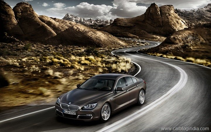 2013 BMW 6 Series Gran Coupee (5)