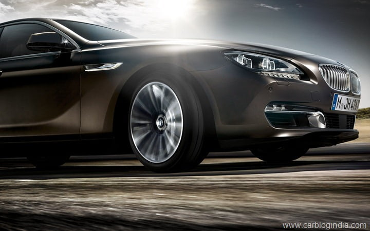 2013 BMW 6 Series Gran Coupee (6)