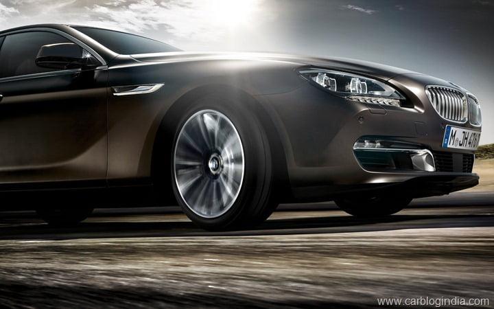 2013 BMW 6 Series Gran Coupee (6)