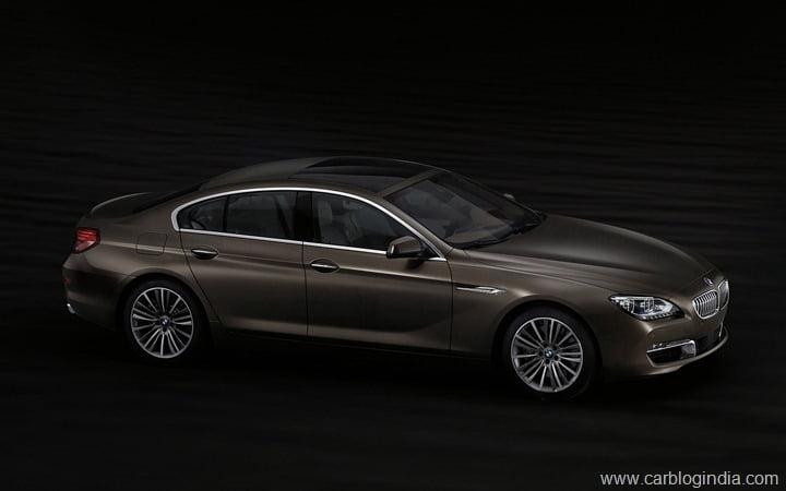 2013 BMW 6 Series Gran Coupee (7)