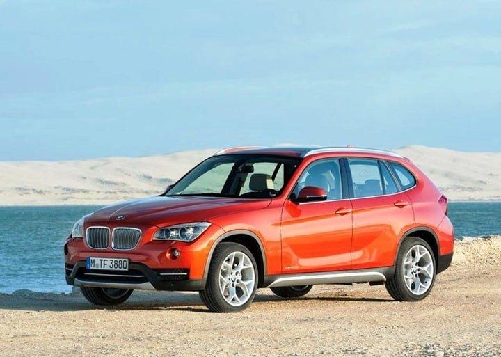 2013 BMW X1 New Model India (3)