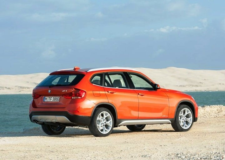 2013 Bmw X1 Launch In India Soon Pictures And Details