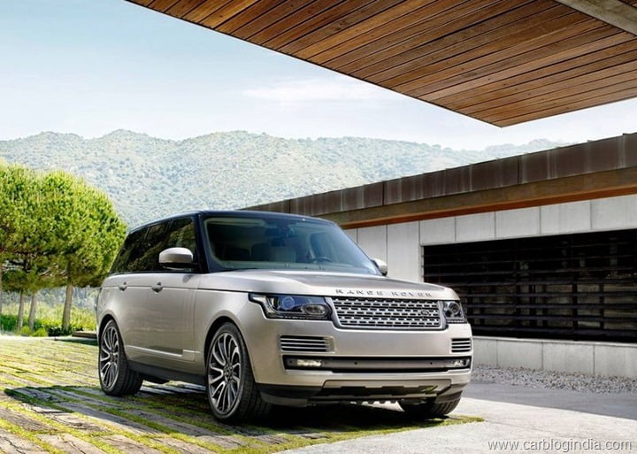 2013 Range Rover New Model Launched In India (2)