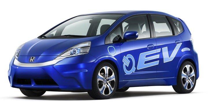 2014 Honda Fit Concept