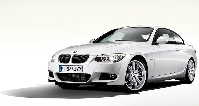 BMW 4 Series Couple Launch At Detroit Motor Show