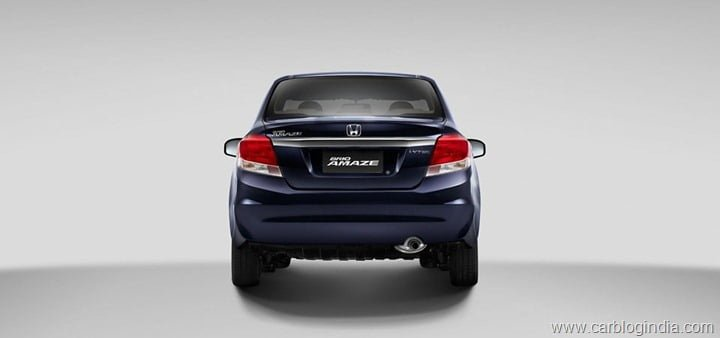 Honda Amaze Diesel India Official Pictures (15)