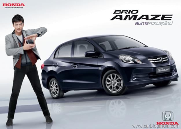Honda Brio Amaze Sedan